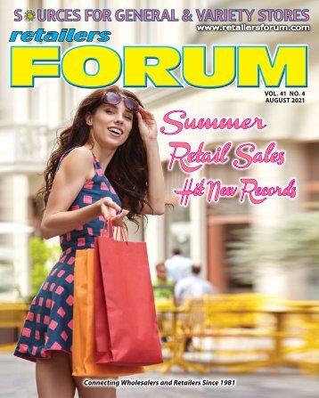 Retailers Forum August 2021 EMAG