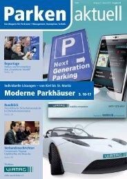 Moderne Parkhäuser S. 10-17 - Parken ohne Ende?