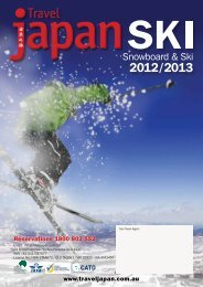 maP Hotel lIst - Travel Japan by HIS