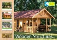 www.skanholz.com Log Cabins Gazebos Holiday Resorts