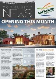 MWRC Community News August 2021