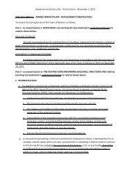 Replacement Construction - Final Version – November 1, 2012 STM ...