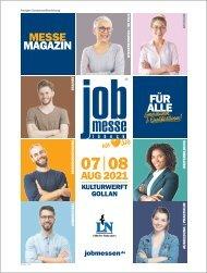 Das MesseMagazin zur 12. jobmesse lübeck