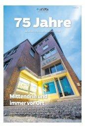 75 Jahre NWZ - Neue Württembergische Zeitung