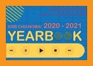 Yearbook AY 2020-2021 (Chiangmai campus)