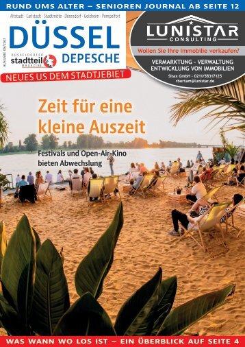 Düssel Depesche 08/2021