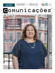 COMUNICAÇÕES 239 - Alexandra Leitão: Fazer Política para as Pessoas (2021)