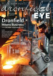 Dronfield Eye issue 188 August 2021
