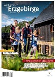 Willkommen im Erzgebirge | Sommer 2021