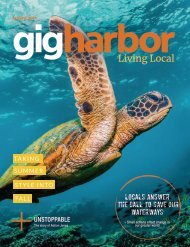 August 2021Gig Harbor Living Local