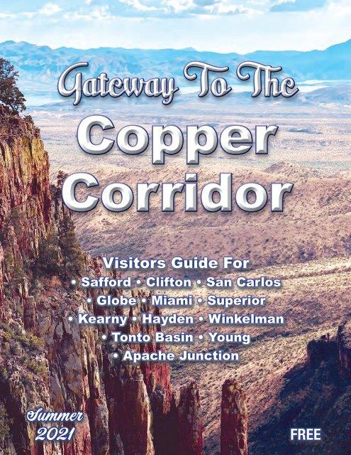 2021 Summer Gateway Copper Corridor