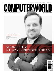 Computerworld magazin 2021.07.21.