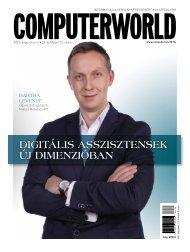 Computerworld magazin 2021.08.04. LII. évfolyam 15. szám