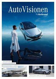 AutoVisionen 19 - Das Herbrand Kundenmagazin
