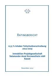 Corporate Bond Rating A - Börse Stuttgart