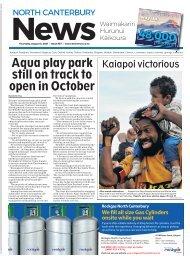 North Canterbury News: August 05, 2021
