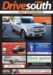 Drivesouth: August 06, 2021