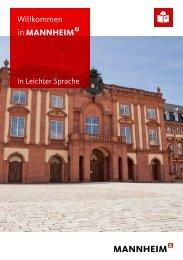 Willkommen in Mannheim (Leichte Sprache)