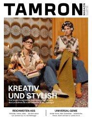 Tamron Magazin Ausgabe 12 Sommer 2021