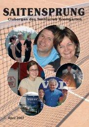 Interclub - Tennisclub Bremgarten