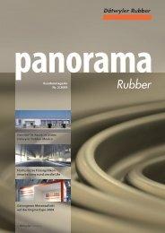 Kundenmagazin Nr. 2/2009 Hochpräzise ... - Datwyler Rubber