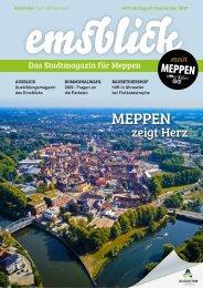 Emsblick Meppen - Heft 45 (August/September 2021)