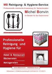 MB Reinigungs- & Hygiene- Service