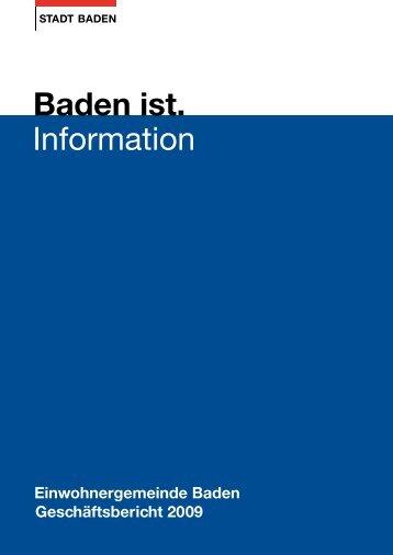 Stadtrat - Online Shop - Baden
