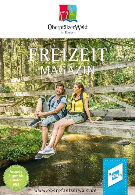 Freizeitmagazin Oberpfälzer Wald Herbst 2021