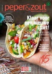 Peper&Zout: Klaar voor een nieuwe start!