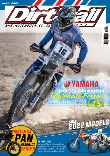 Dirt and Trail Magazine 2021