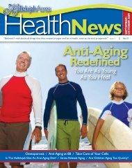 Health News #57 - Hallelujah Acres