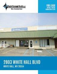 2803 White Hall Blvd Marketing Flyer