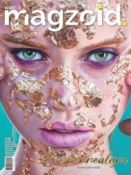 MAGZOID - Luxury Magazine in the Creative Space | August 2021