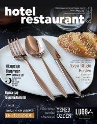 Hotel Restaurant August 2021