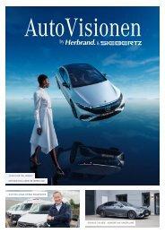 AutoVisionen 19 - Das Siebertz Kundenmagazin