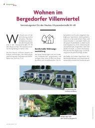 Baubeschreibung Chrysanderstraße 44-48 (