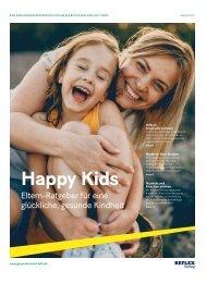 Happy Kids – Eltern-Ratgeber für eine glückliche, gesunde Kindheit