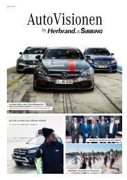 AutoVisionen 16 - Das Sibbing Kundenmagazin