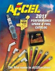 Catalog - Accel