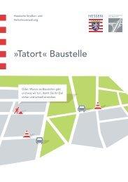 und Verkehrsverwaltung: Tatort Baustelle - IHK Fulda