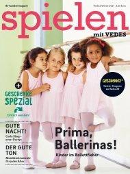 VEDES Magazin Herbst/Winter 2021 | VM21