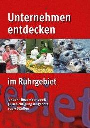 im Ruhrgebiet - Duisburg nonstop