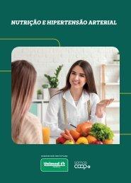 NUTRIÇÃO E HIPERTENSÃO ARTERIAL