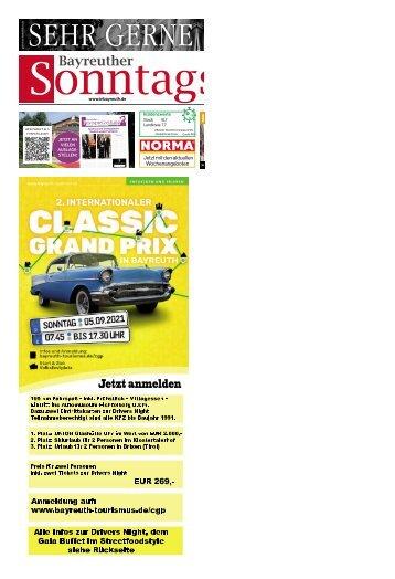 2021-08-16 Bayreuther Sonntagszeitung