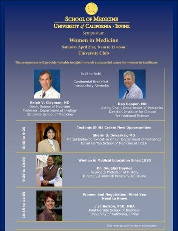CHOC-PSF and UC Irvine Hospitalist Program - University of ...