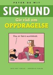 Sigmund  gir råd om oppdragelse