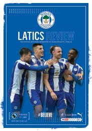 Wigan Athletic vs Wycombe Wanderers