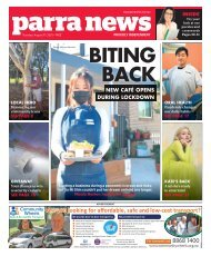 Parra News August 17 2021
