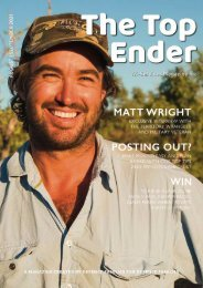 The Top Ender Magazine August September 2021 Edition